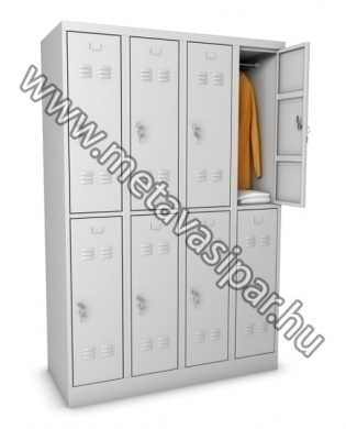 KOROS STAR 4/8 divided locker